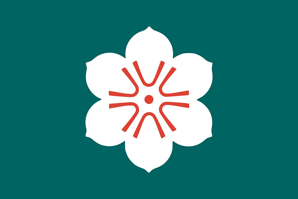 Flag of Saga Prefecture  by abbeyz71