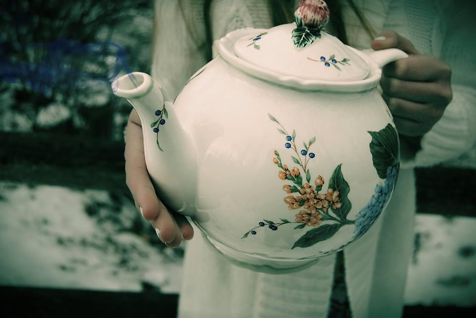 Tea Time by HaileyS