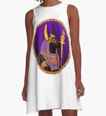 Pharaoh  A-Line Dress