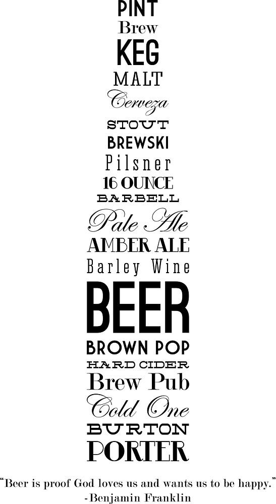 Beer--Benjamin Franklin by Aspin1KM