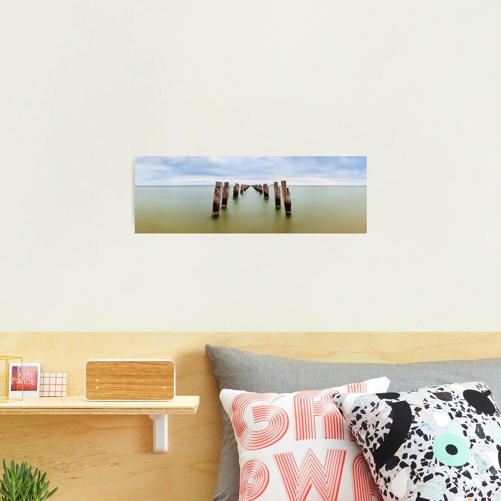 Clifton Springs Pier, Victoria, Australia Photographic Print