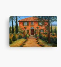 Bramasole, from Under the Tuscan Sun Canvas Print