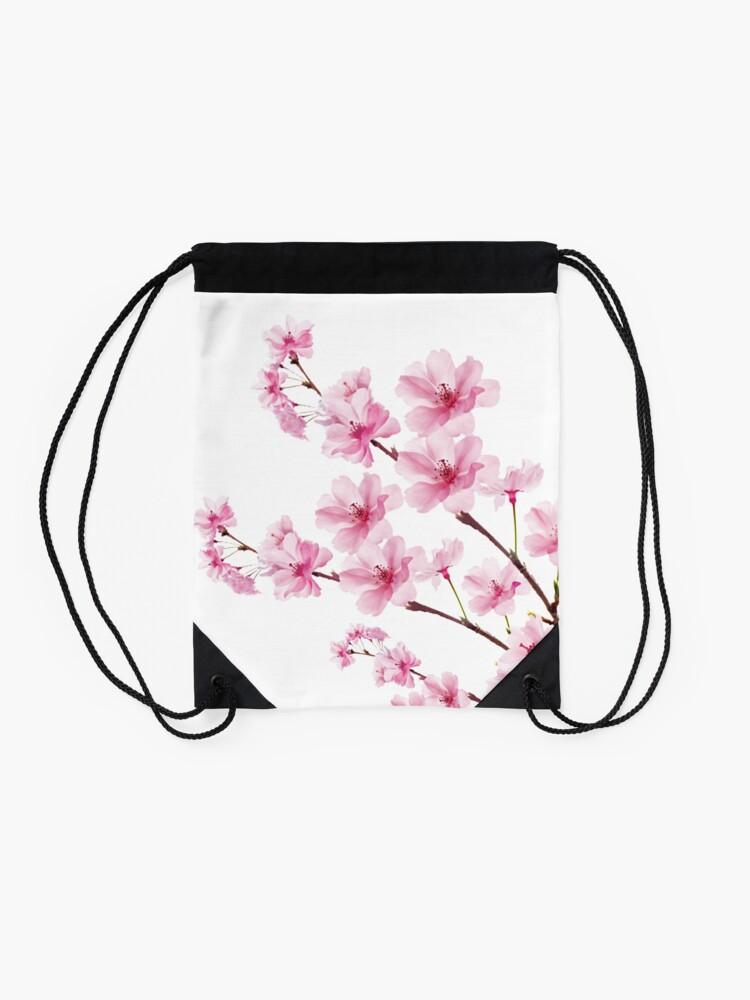 Vista alternativa de Mochila saco Sakura Cherry Blossom