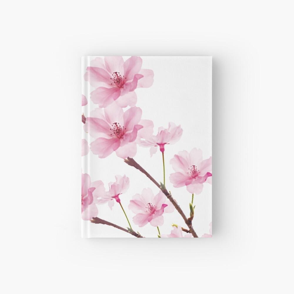 Sakura Cherry Blossom Hardcover Journal