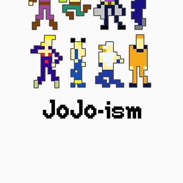JoJo-ism (Light) by anatoleserial