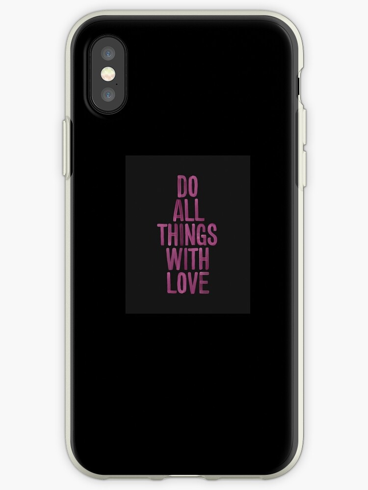 Love iPhone Case 4s by ItzPrkz