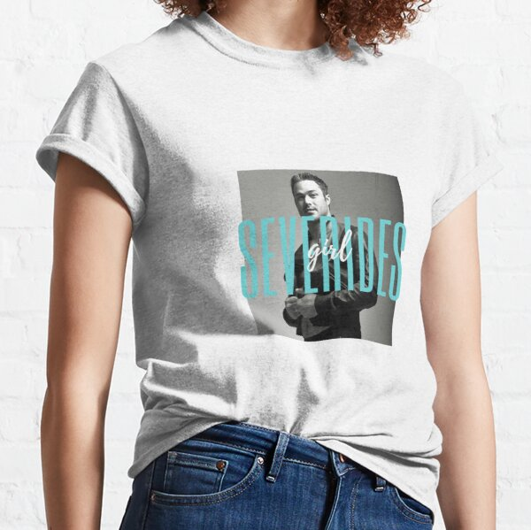 Severides Girl | Kelly Severide de Chicago Fire Camiseta clásica