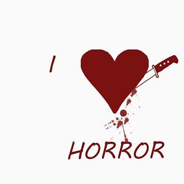 Horror Love by brightmanite