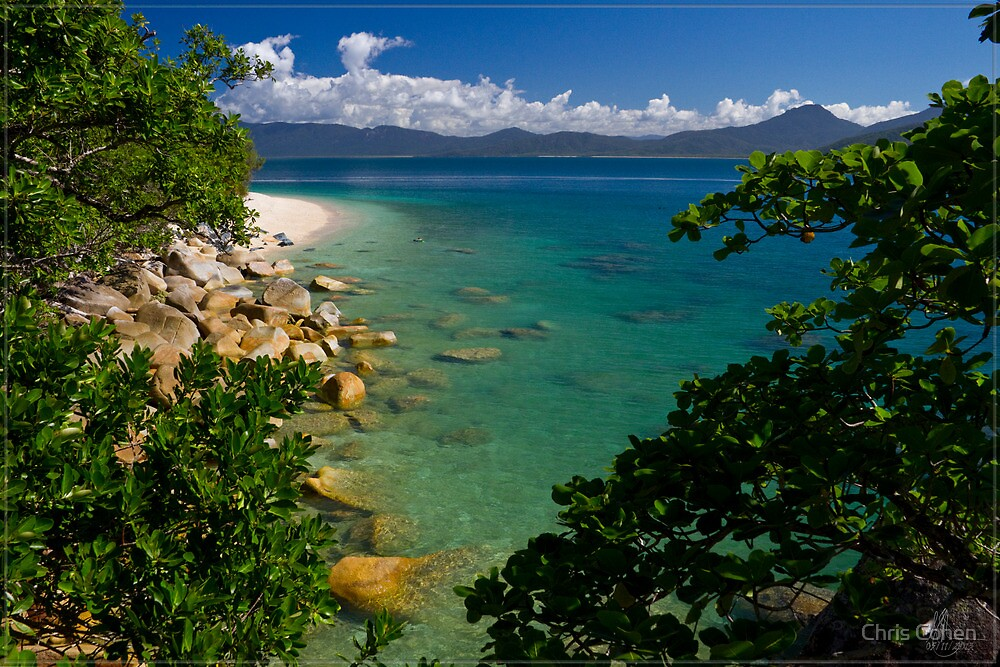 Fitzroy Island 06 by Chris Cohen