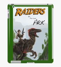 Raiders of the Lost Survival iPad Case/Skin
