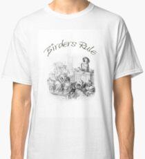 Birder's Rule! - The Parrot Judge by J. J. Grandville Classic T-Shirt