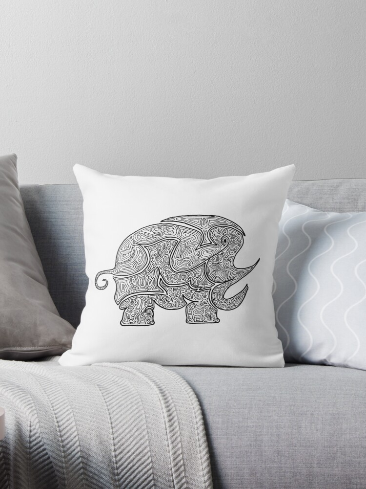 Elephant by gordoncumming