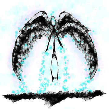 Angel 3 by DragonlordAri