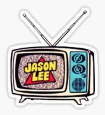 Jason Lee TV Sticker
