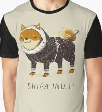 shiba inu-it Graphic T-Shirt