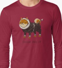 shiba inu-it Long Sleeve T-Shirt