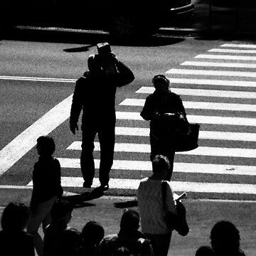 Zebra Crossing by SebastianSmith