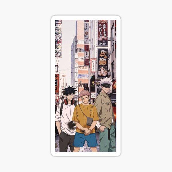Jujutsu kaisen Sticker