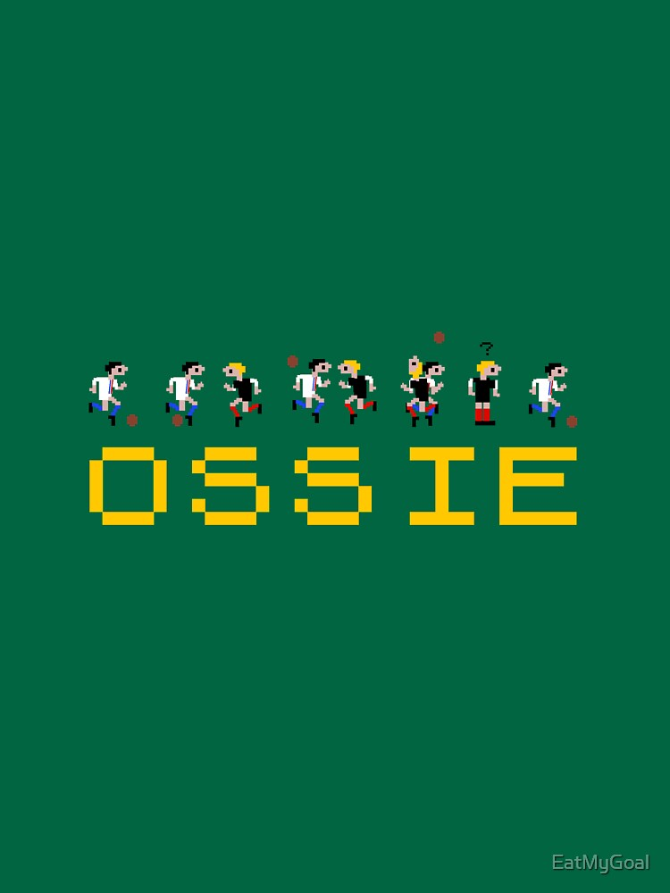 OSSIE by EatMyGoal