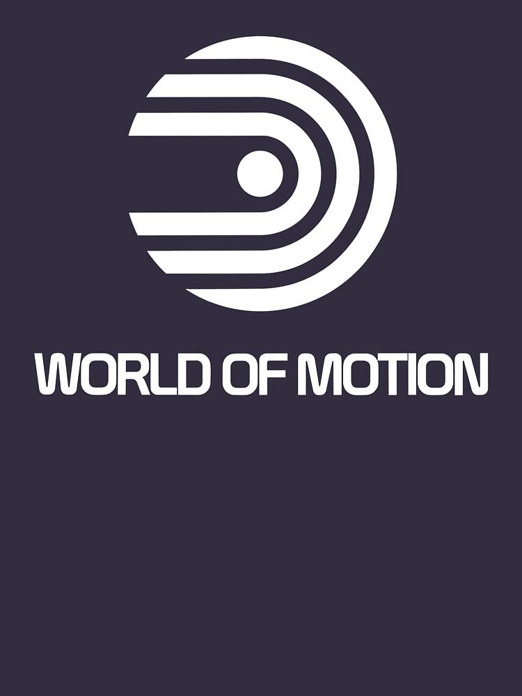 World of Motion by kittinfish