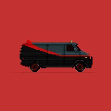 Van by pixelfaces