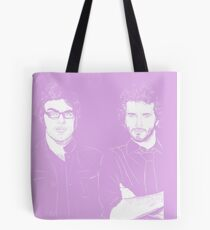 FOTC Transparent and White Tote Bag