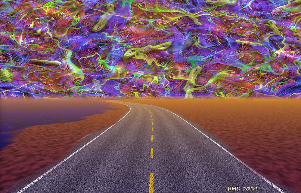 Happy Trails by Robert Douglas
