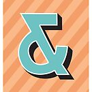 Ampersand + by hannahison