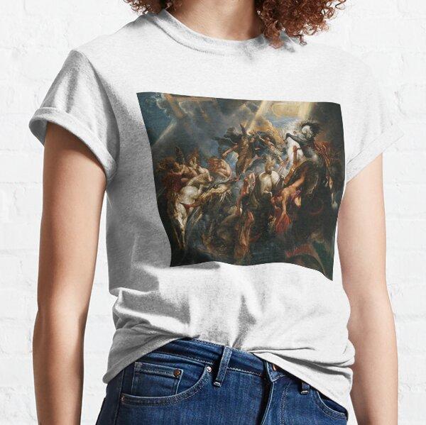 The Fall of Phaeton, c. 1604/1605 SIR PETER PAUL RUBENS Classic T-Shirt