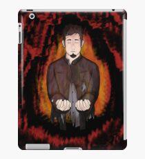 I'll Burn Before You Bury Me iPad Case/Skin