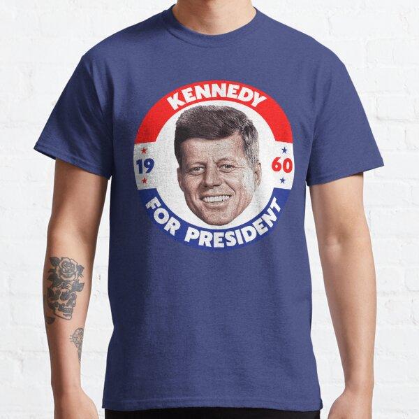 John F Kennedy for President // Vote JFK in 1960 Classic T-Shirt