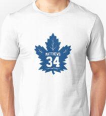 Auston Matthews - Toronto Maple Leafs Unisex T-Shirt