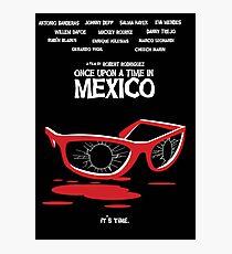 Lámina fotográfica Erase una vez en México