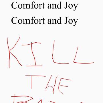 Kill the Bat Boy by BabyRainicorn