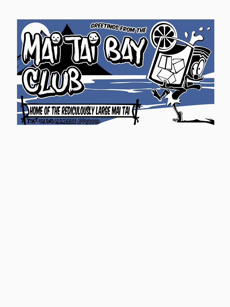 Mai Tai Bay  by TikiiPrincess