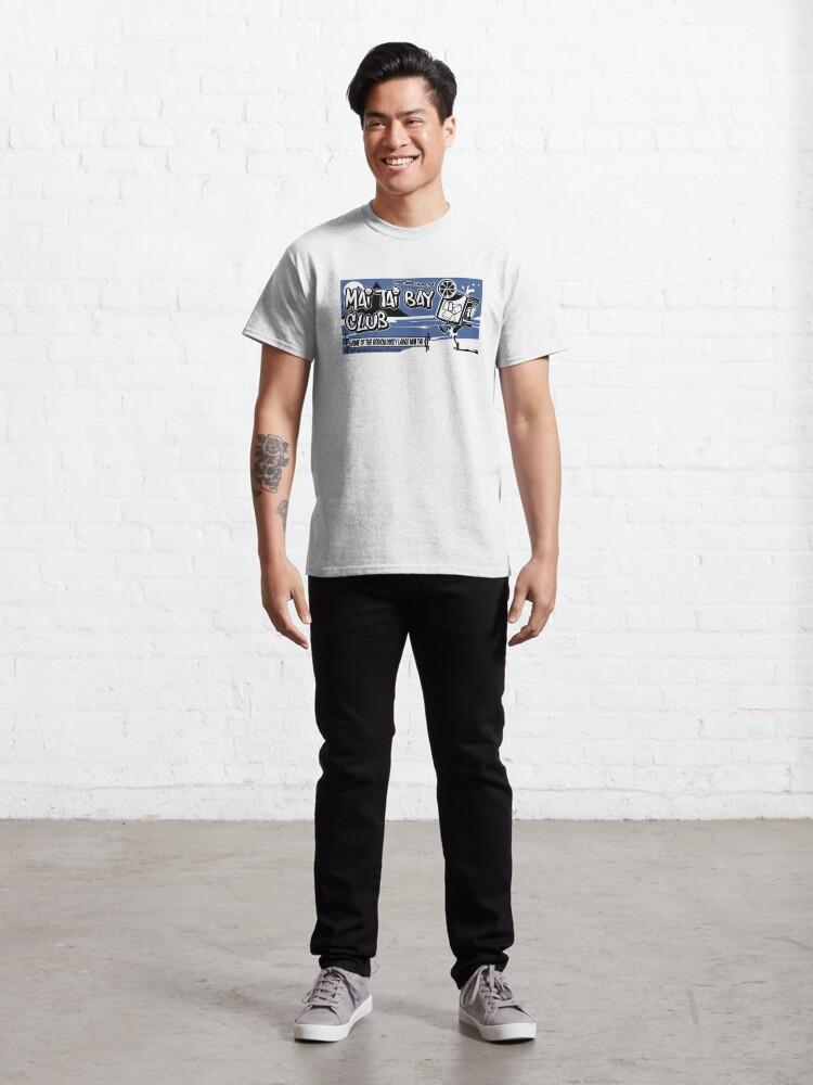 Alternate view of Mai Tai Bay  Classic T-Shirt