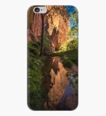 Coyote Gulch Canyon Reflection - Utah iPhone Case