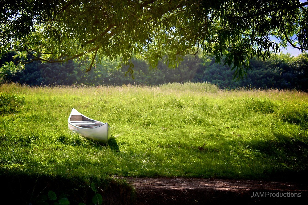 The Waiting Boat  by JAMProductions