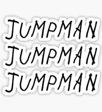 Jumpman Drake Sticker