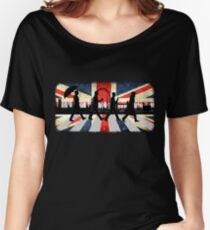 221B Abbey Road (Version One) Women's Relaxed Fit T-Shirt
