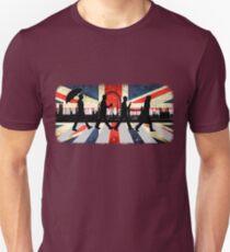 221B Abbey Road (Version One) Unisex T-Shirt