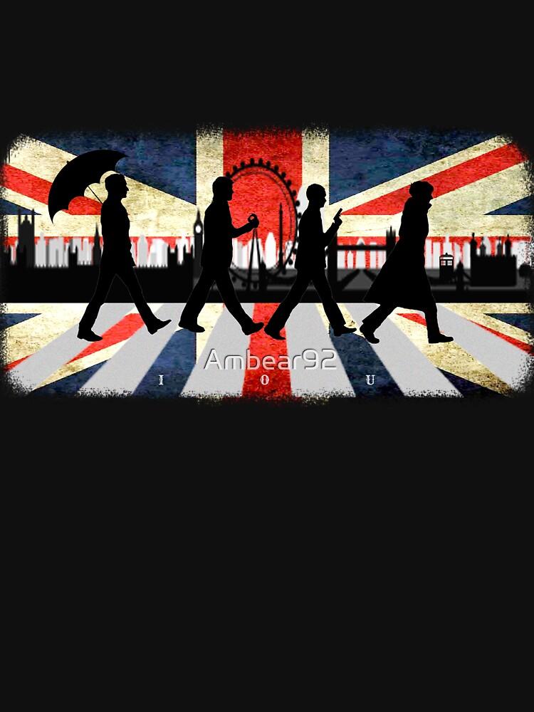 221B Abbey Road (Version One) | Women's T-Shirt
