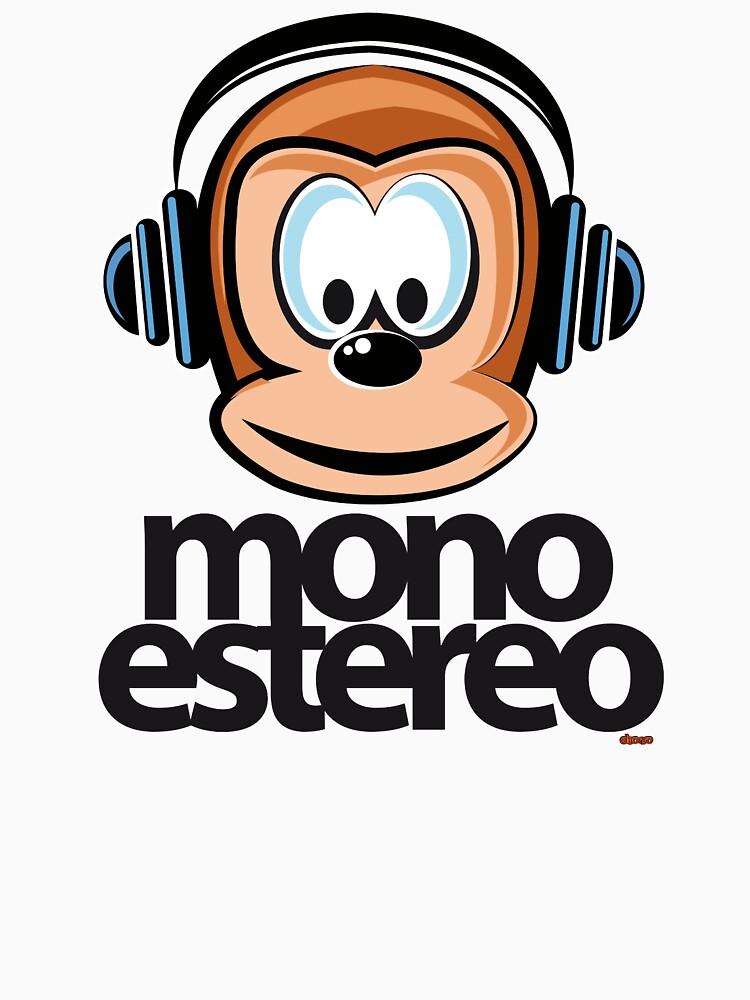 Mono/stereo by eltronco