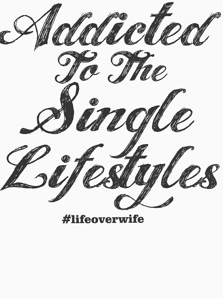 addicted grey sweatshirt by lifeoverwife