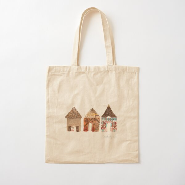 Different Is Beautiful-Homes Cotton Tote Bag