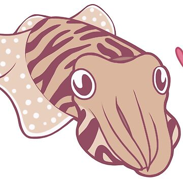 Cuttlefish love by jenrichards