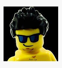 Aaron's Lego Lego Me Photographic Print