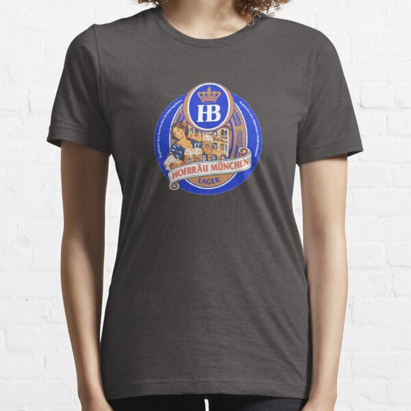 Best Hofbräuhaus München merch Essential T-Shirt