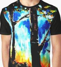 The edge of the forest Graphic T-Shirt
