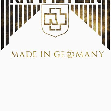 Rammstein-Made in Germany by Tenkanos